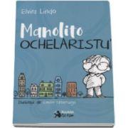 Elvira Lindo, Manolito Ochelaristul