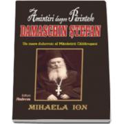 Amintiri despre Parintele Damaschin Stefan. Un mare duhovnic al manastirii Caldarusani (Mihaela Ion)