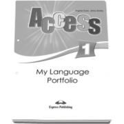 Virginia Evans - My Language Portfolio - Curs limba engleza Access 1 Beginner (A1)