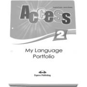 Virginia Evans, My Language Portfolio - Curs limba engleza Access 2 Elementary A2