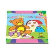 Ne jucam, coloram - Prima mea carte de colorat