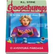 R. L. Stine, O aventura paroasa - Carte de buzunar