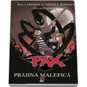 Asa Larsson, Pax - Prajina malefica