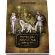 Daniel Roxin, Povestile magice ale dacilor - Volumul I