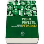 Marius Constantinescu, Profil. Poveste. Personaj