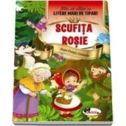 Scufita Rosie - Stiu sa citesc cu litere mari de tipar!