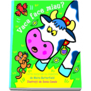 Sonia Canals, Vaca face miau? - Carte surpiza cu clapetele