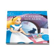 Alice in tara minunilor - Aventurile lui Alice. Colectia Citesc si ma joc!