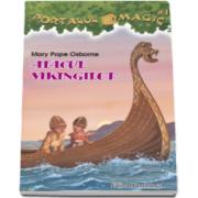 Mary Pope Osborne, Atacul vikingilor - Portalul magic 15
