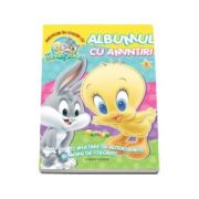 Aventuri in culori. Albumul cu amintiri - Baby Looney Tunes