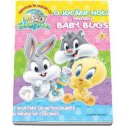 Looney Tunes Baby, Aventuri in culori - O jucarie noua pentru Baby Bugs