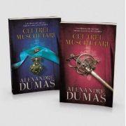 Cei trei muschetari (editie in 2 volume) - Alexandre Dumas