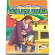 Descopera cuvintele misterioase din poveste. Gulliver in Tara Liliputanilor