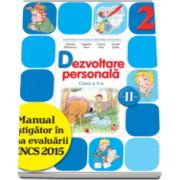 Gabriela Barbulescu, Dezvoltare personala. Manual pentru clasa a II-a, semestrul II - contine si varianta digitala