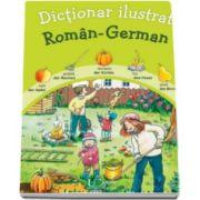 Katharina Wieker, Dictionar ilustrat Roman - German