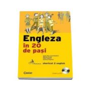 ENGLEZA IN 20 DE PASI (carte cu CD)