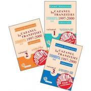 Cornel Nistorescu, In cazanul tranzitiei - Editoriale din Evenimentul zilei 1997-2000 - 3 volume