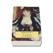 Emile Zola, O pagina de dragoste