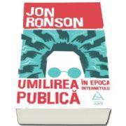Jon Ronson, Umilirea publica in epoca internetului