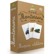 Montessori, Vocabular - Masini utilitare