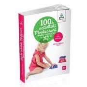 100 de activitati Montessori pentru invatarea scrierii si citirii - Marie-Helene Place