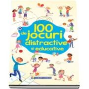 100 de jocuri distractive si educative (Rebecca Gilpin)