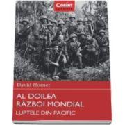 David Horner, Al doilea razboi mondial - Luptele din Pacific