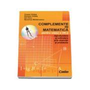 Complemente de matematica pentru clasa a VII-a
