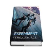 Veronica Roth, Experiment - Al treilea volum din trilogia DIVERGENT