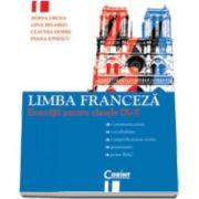 Limba franceza. Exercitii pentru clsele IX-X - Doina Groza