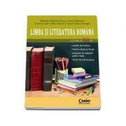 Limba si literatura romana clasa a XI-a Teste initiale. Teste finale. Subiecte de teza