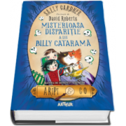Sally Gardner, Misterioasa disparitie a lui Billy Catarama (Ilustratii de David Roberts)