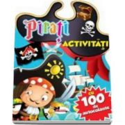 Pirati. Activitati cu 100 de autocolante
