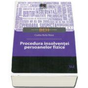 Csaba Bela Nasz, Procedura insolventei persoanelor fizice