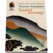 Sunetul muntelui - Yasunari Kawabata (Editie 2016)