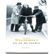 Anne Wiazemsky, Un an de studiu