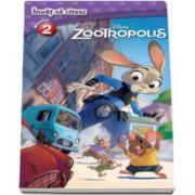 Disney - Zootropolis. Invat sa citesc - Nivelul 2