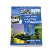 English scrapbook students book - Manual pentru clasa a VII-a (anul 6 de studiu)