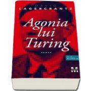 David Lagercrantz, Agonia lui Turing