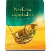 Joelle Tourlonias - Aventura Elefantastica - Vanatoare de comori in Africa
