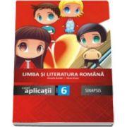 Caiet de limba si literatura romana caiet de aplicatii pentru clasa a VI-a Amalia Barba (Editie 2016)