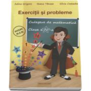 Culegere de matematica pentru clasa a IV-a. 1000 exercitii si probleme (Adina Grigore)