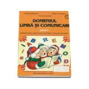 Domeniul limba si comunicare - Nivel I - Caiet de activitati pentru gradinita - Autori: Cristina Beldianu, Estera Tintesan, Florica Costea