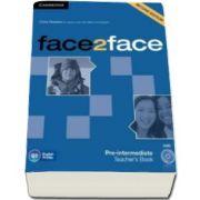 Chris Redston - Face2Face 2nd Edition Pre-intermediate Teachers Book with DVD - Manualul profesorului pentru clasa a XI-a (Contine DVD)