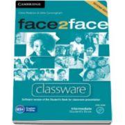 Chris Redston - Face2Face Intermediate 2nd Edition Classware DVD-ROM - Pentru clasa a XI-a