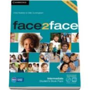 Chris Redston - Face2Face Intermediate 2nd Edition Student's Book with DVD-ROM and Online Workbook Pack - Manualul elevului pentru clasa a XI-a (Contine DVD)
