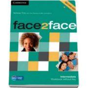 Chris Redston - Face2Face Intermediate 2nd Edition Workbook without Key - Caietul elevului pentru clasa a XI-a (Fara cheie)