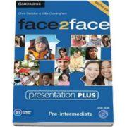 Chris Redston - Face2Face Pre-intermediate 2nd Edition Presentation Plus DVD-ROM - Pentru clasa a XI-a