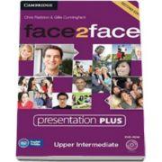 Chris Redston - Face2Face Upper Intermediate 2nd Edition Presentation Plus DVD-ROM - DVD pentru clasa a XII-a L2 - Editia a II-a