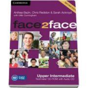 Chris Redston - Face2Face Upper intermediate 2nd Edition Testmaker CD-ROM and Audio CD - Pentru clasa a XII-a L2